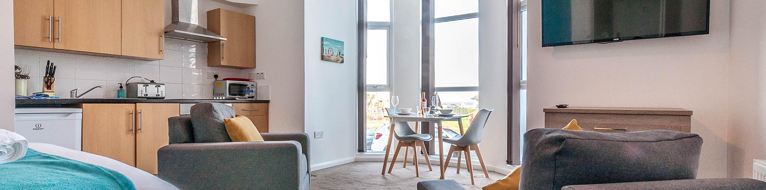 fiveway apartments